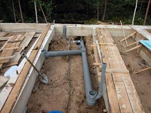 Проведение канализации в Туле, цены на канализацию в Туле, сколько стоить сделать канализацию в Туле