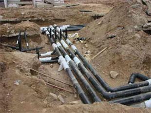 Водопровод под ключ, цена установки водопровода в Туле, водопровод под ключ в Туле